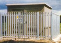 Steel sub station enclosures
